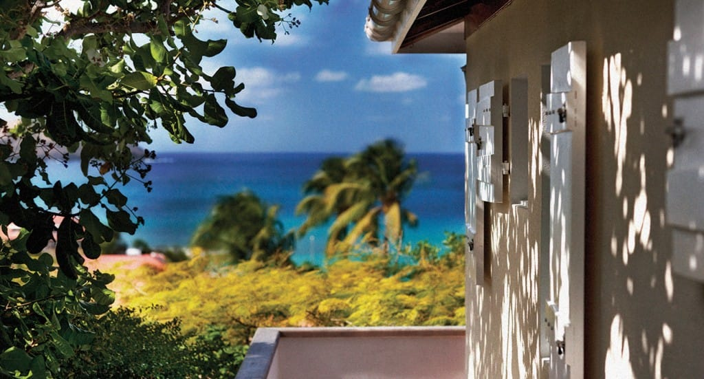 Cottage tradition Le village Saint Barth