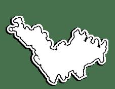 Plan ile - Saint Barth