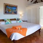 chambre du cottage tradition jardin - hotel saint barth Le Village