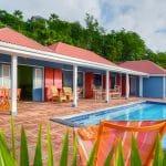 villa iguana - villa saint barth