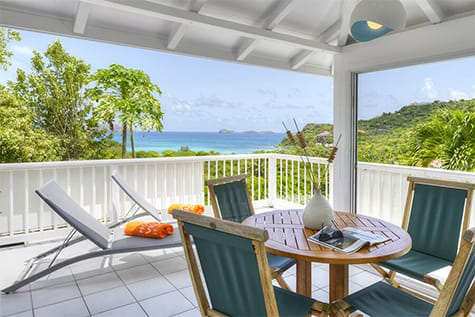 Hotel saint Barth Village standard