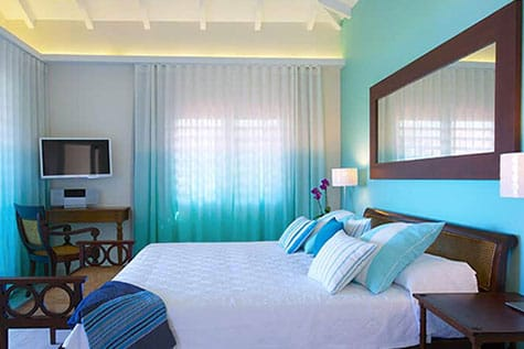 hotel saint barth hotel 4 familiale le village saint barth hotel. Black Bedroom Furniture Sets. Home Design Ideas